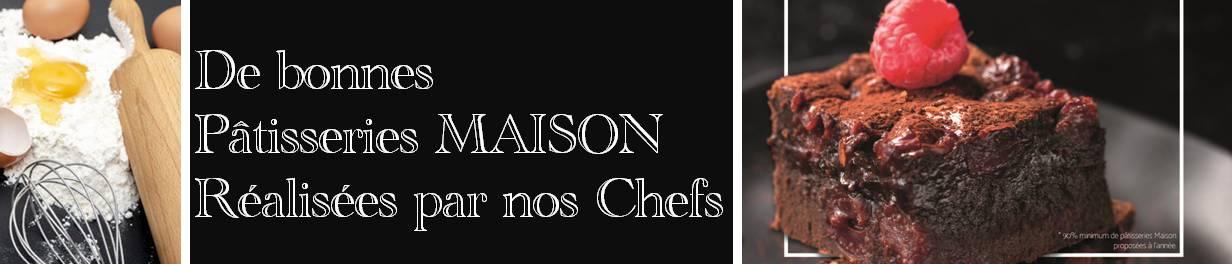 De Bonnes Pâtisseries MAISON